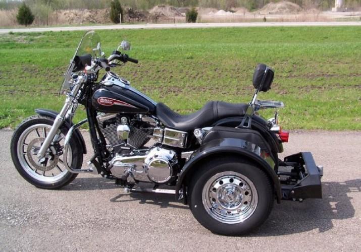 Voyager Trike Kits Standard | Honda Harley Yamaha Voyager Trike Kits