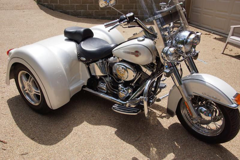 Champion Trike Conversion Kit Heritage Softail Fatboy
