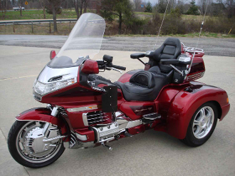 Champion Trike conversion Kit Goldwing 1500